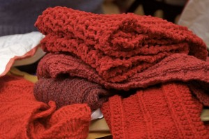 red scarf emergency fund